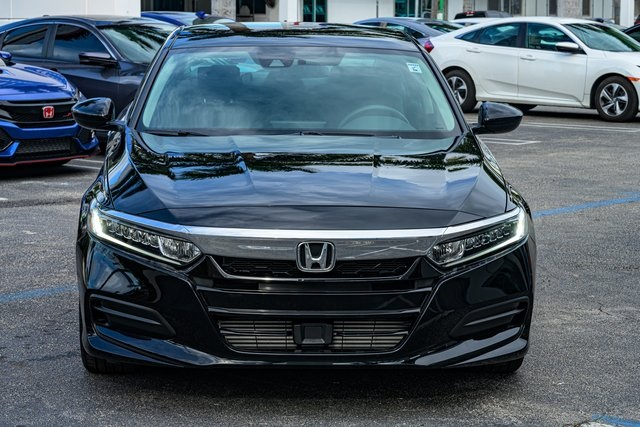 Pre-Owned 2019 Honda Accord LX