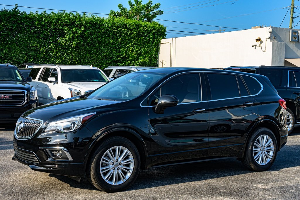 Pre-Owned 2018 Buick Envision Preferred