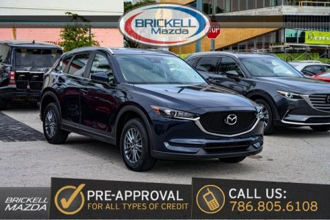 Pre-Owned 2017 Mazda CX-5 Touring AWD w/ Preferred Equip. Pkg.