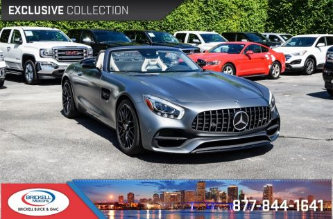 Pre-Owned 2018 Mercedes-Benz AMG® GT Base